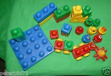 LEGO DUPLO PRIMO Baby Platte Steine Rassel Figuren Greifling  Auto 27  Tlg   (5)