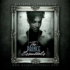 Prince Best Of- 2017 Mixtape CD -Greatest HitsThe Collection R&B Soul Tribute