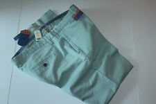 Tommy Bahama Pants Island Chino Breeze Blue T110638 New 38 Waist 38x30
