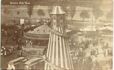 More details for builth wells may fair by wallace jones. travelling fair & fairground rides.