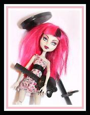 Monster High Mummy Girl& Gorgon Girl Dolls Create A Monster