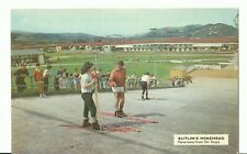 BUTLINS MINEHEAD PANORAMA FROM SKI SLOPES M11 PC