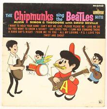 The Chipmunks Sing The Beatles  The Chipmunks Vinyl Record