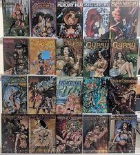 Avatar Bad Girl Comics Huge 20 Comic Book Lot Collection Set Run Books Box 1