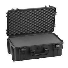 MAX520S con schiuma dispositivi di protezione impermeabile Gear Strumento Hard Case Box Nero
