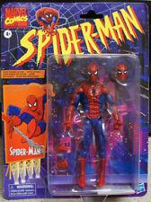 Marvel Legends Retro Vintage Spider-Man 2020 Hasbro