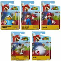 NINTENDO SUPER MARIO 2 1/2 INCH MINI FIGURE 1 PC WAVE 22 JAKKS PACIFIC HOBBY TOY