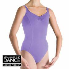 BLOCH Women's 10 Medium Jacaranda Rania RAD Examination Leotard Ballet LR5002L