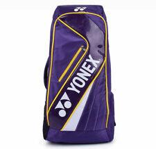 YONEX Stand Backpack Purple Badminton Tennis Sports Racket Bag NWT 2017