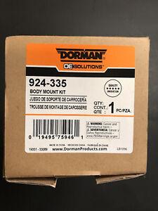 924-335 Dorman Body Mount Kit New for Chevy Chevrolet