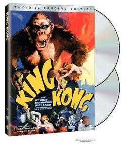 King Kong (1933) - DVD By Fay Wray,Robert Armstrong,Bruce Cabot - VERY GOOD