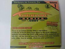 New ListingTurkline Series By Cody Turkey Calls Cd