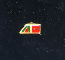 ALITALIA TEAM pin badge for crew uniform as wing pilot and flight attendant aa