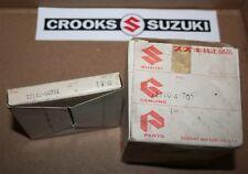 NOS Suzuki RM250 +.25mm Suzuki Piston & Ring Set, 12110-41702 & 12140-40701