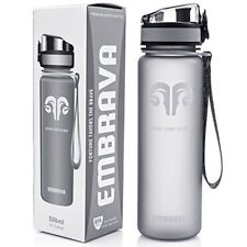 Best Sports Water Bottle 18oz Perfect for Running Gym Yoga Outdoors