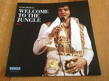 Elvis Presley cd - Welcome to the Jungle - Hurt