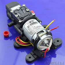 Solid High Pressure 100PSI 12V DC 4L/Min Diaphragm Water Self Priming Pump Boat