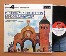 PFS 4095 Pictures At An Exhibition Mussorgsky Stokowski 1966 Phase 4 Decca NM/VG