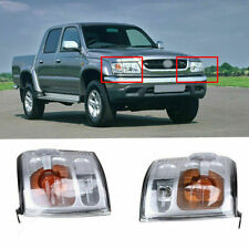 Pair for Toyota Hilux Facelift 2001 2002 2003 2004 2005 Corner Indicator Light