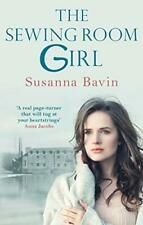 The Sewing Room Girl by Bavin  New 9780749023539 Fast Free Shipping..