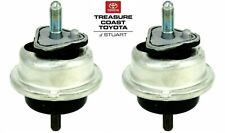 NEW OEM TOYOTA SUPRA 95-1998 2JZGTE FRONT ENGINE MOUNT INSULATORS 2 PIECE SET