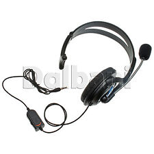 Comfortable Gaming Headset for the Sony PlayStation 4 PS4