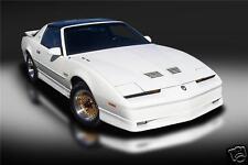1989 Pontiac Firebird Trans Am GTA, White, Refrigerator Magnet, 40 MIL