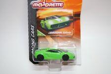 Majorette 212084009 - Racing Cars - Lamborghini Gallardo - Grün/Weiss - Neu
