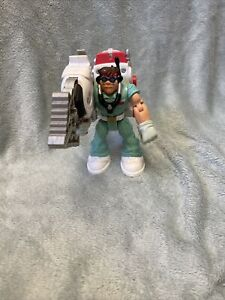 Fisher Price - 1998 - Rescue Heroes - Perry Medic Physician