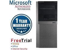 Refurbished Dell OPTIPLEX 980 Tower Intel Core I7 860 2.8G / 4G DDR3 / 1TB / DVD