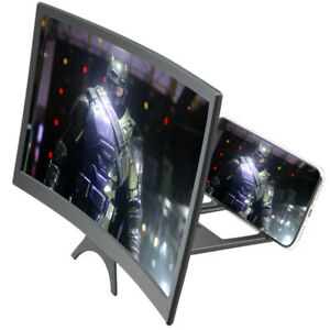 Cellulare Schermo Lente D'ingrandimento 3D Video Smartphone Amplificatore