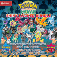 ✨ Shiny Locked Bundle | Pokemon Sword & Shield | 6IVS | ✨ Ultra Shiny ✨