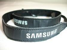 SAMSUNG  CAMERA Neck STRAP  standard size, black.