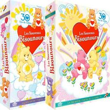 ★ Les Nouveaux Bisounours (Calinours) ★ Intégrale - 2 Coffrets - 8 DVD