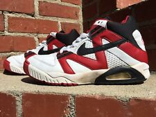 Nike 2007 Air Tech Challenge III Varsity Sneaker Red Black 315956 103 Men Sze 11