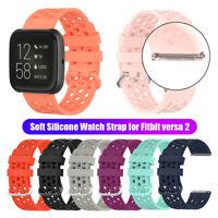 Armbänder Handgelenk (Strap) Sport Silicon Watch Bands Für Fitbit Versa 2