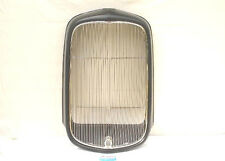 FORD 1932 GRILLE SHELL STAINLESS INSERT WITH HOLES HOT RODS - VINTAGE - RAT ROD