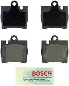 Disc Brake Pad Set fits 2000-2006 Mercedes-Benz S500 CL500 S430  BOSCH BRAKE