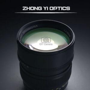 Mitakon Zhongyi Speedmaster 85mm f/1.2 Prime Lens for Sony A72 A7s2 A7R2 A7II