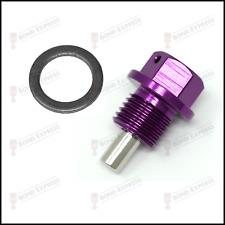 Purple - Honda B-Series - B18A / B18A1 / B18A2 / B18C4 - Magnetic Sump Plug