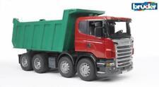 Bruder SCANIA R-Serie Kipp-LKW Spielzeug Fahrzeuge Baufahrzeuge |1