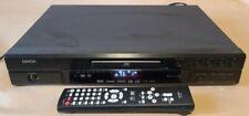 Denon DVD-1920 DVD Player HDMI Super Audio CD SACD DCDI MP3 WMA 5.1 - W/ Remote