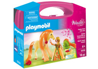 Playmobil 5656 - Fantasy Horse Carry Case - NEW!!
