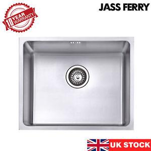 JASS FERRY Undermount Stainless Steel Sink Kitchen Strainer 1.0 Premium Square