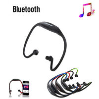 Sport Wireless Bluetooth Stereo Headset Headphone for Samsung iPhone 6s 6sp 6 5s