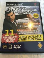 Demo Disc 40 Official UK Playstation 2 Magazine - Sony PS2 Playstation 2 (