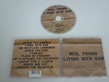 Neil YOUNG/Living with era (Reprise 9362-44335-2) CD Album