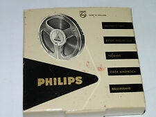 """VINTAGE PHILIPS 3"""" MAGNETIC TAPE (SEALED/NEW)"""