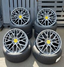 19 Zoll MAM RS4 Alu Felgen 5x112 für Audi A4 A5 A6 A7 A8 S4 S5 S-Line RS