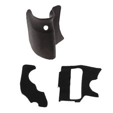 For Canon EOS 60D Replacement Grip Rubber Cover with Adhesive Tape, Set of 3
